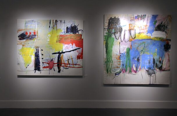 Ashley Chase Andrews: Impulse, installation view