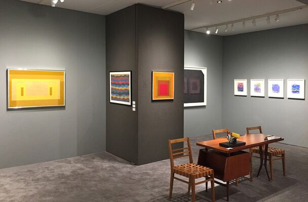 Barbara Mathes Gallery at ADAA: The Art Show 2018, installation view