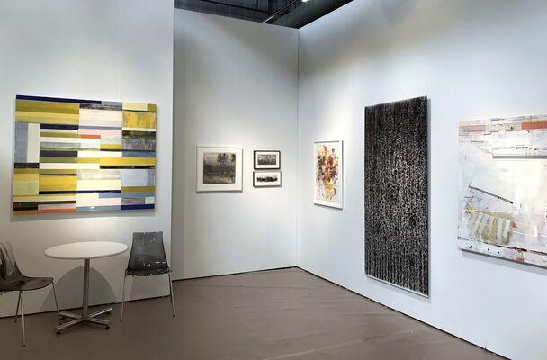 CYNTHIA-REEVES at Art New York 2018, installation view
