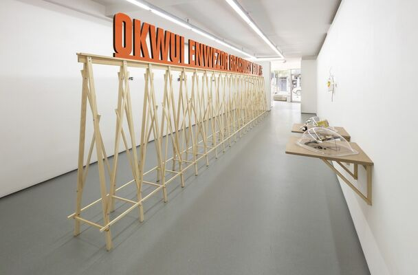 The Bill Burns Show (Part 3), installation view
