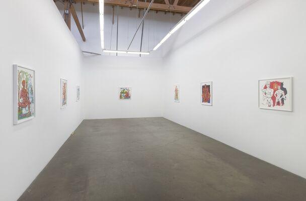 Mike Kuchar: Broken Gods, installation view