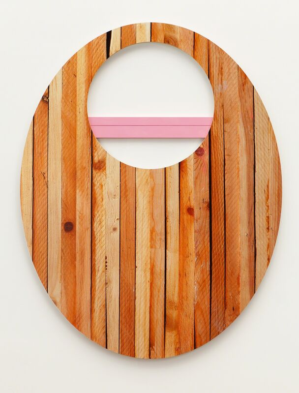Kevin Todora, 'woodblocks with hole', 2015, Photography, Direct inkjet on MDO, Erin Cluley Gallery