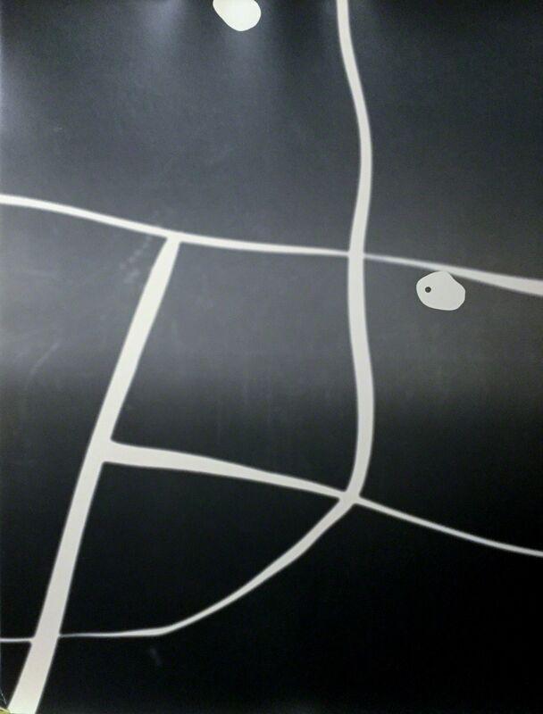 György Kepes, 'Untitled photogram', 1959, Photography, Vintage gelatin silver print, Robert Klein Gallery
