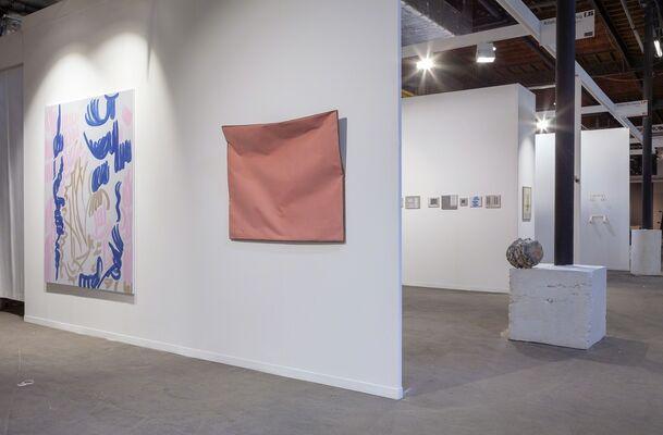 Kristof De Clercq at Art Brussels 2019, installation view