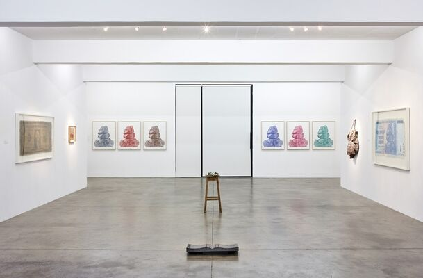 Patience can Cook a Stone, installation view