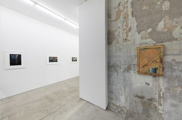 Travelogue, installation view