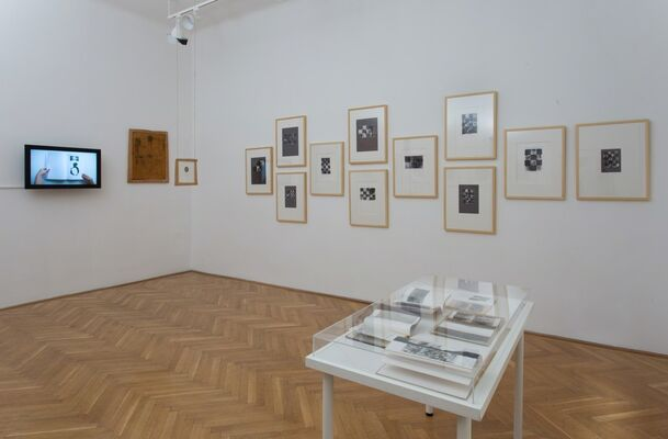 Permanent Transitions - TAVATE's Pictures, installation view