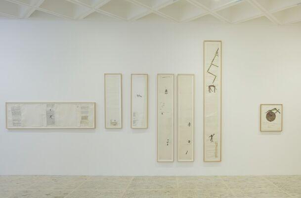 Artaud 1936, installation view