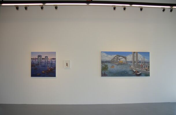 Siobhan McClure: In The Time of Water, installation view