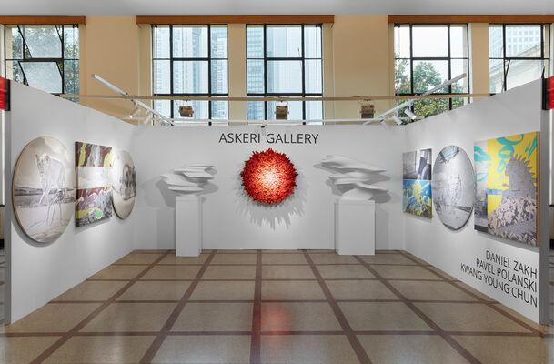 Askeri Gallery at ART021 Shanghai Contemporary Art Fair 2019, installation view