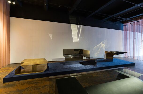 Constructs and Glitches, installation view