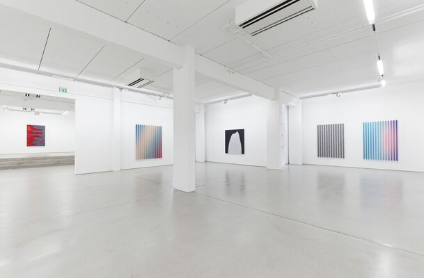 Stefan Behlau / Dennis Loesch – GOOD MORNING, HALLO., installation view
