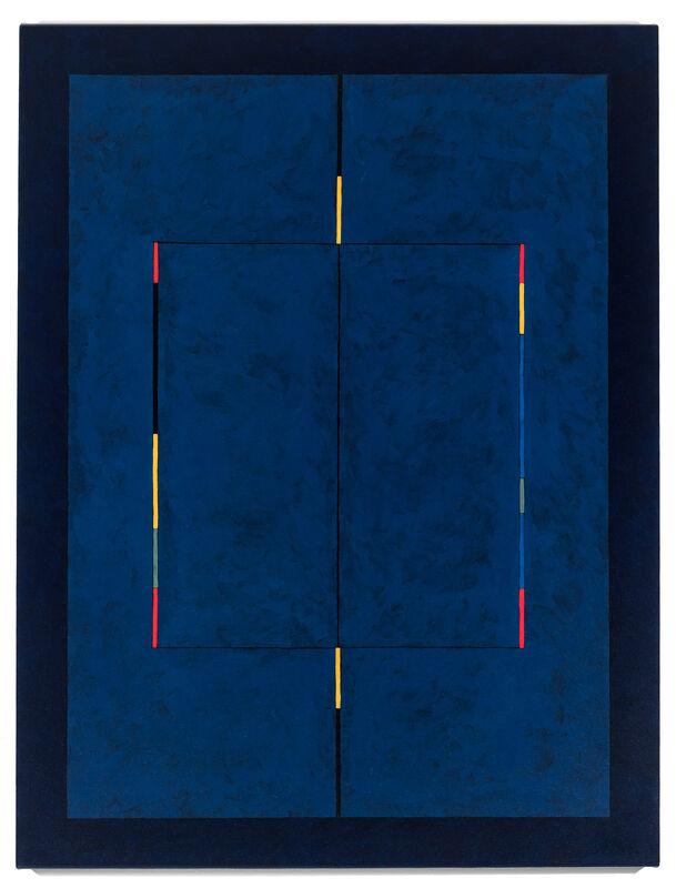 Senem Oezdogan, 'Trottoir', 2021, Painting, Acrylic on canvas, Uprise Art