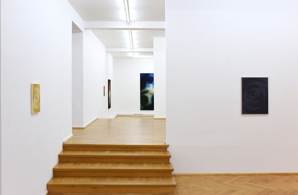 Giacomo Santiago Rogado - Depth of Field, installation view