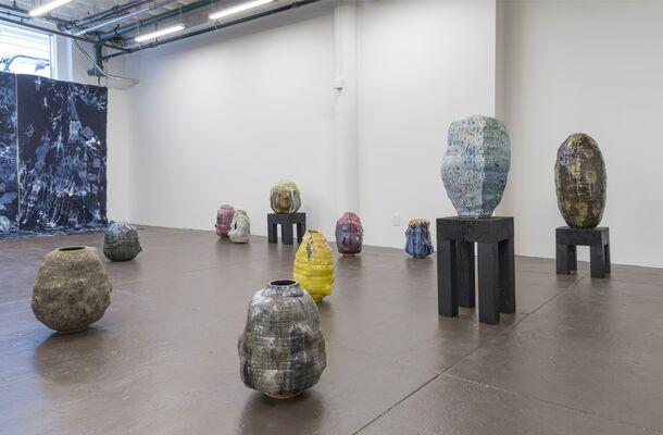 Adam Silverman: Ground Control, installation view