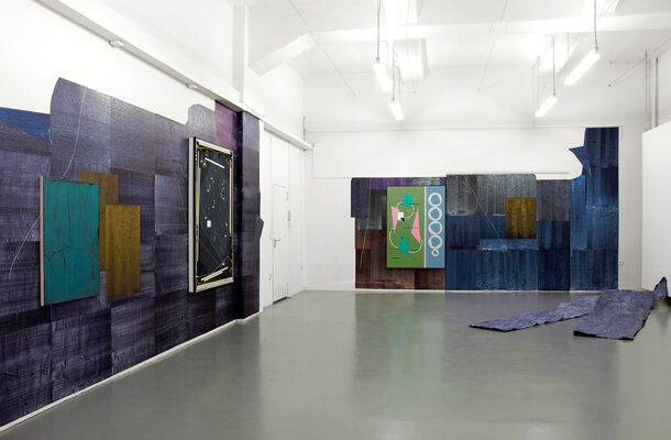MIND THE GAP, installation view