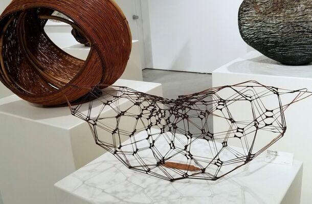 TAI Modern at Art Miami 2018, installation view