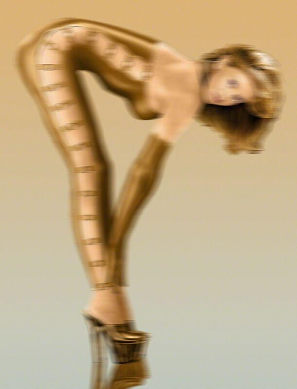 Thomas Ruff, 'nudes ro04', 2011, Photography, Unique c-print, Gagosian