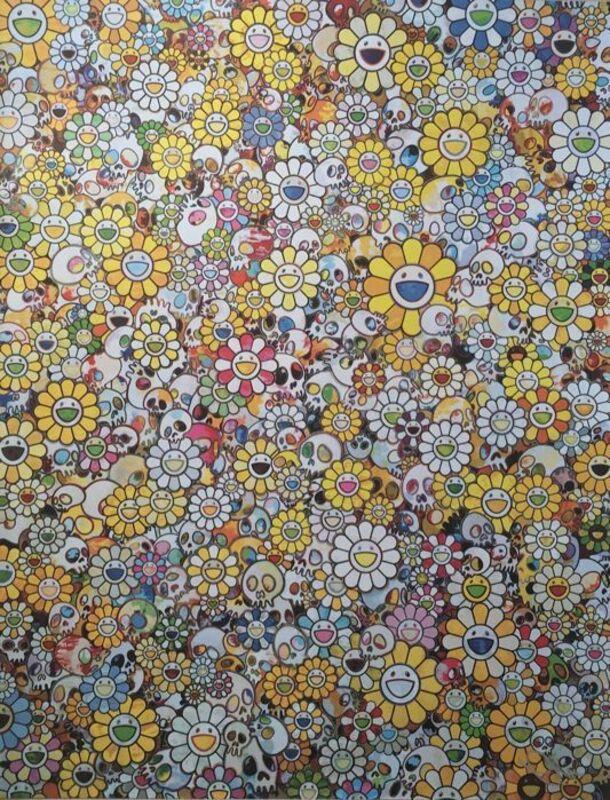 Takashi Murakami, 'MG, 1960->2012 ', 2016, Print, Offset print, Lougher Contemporary