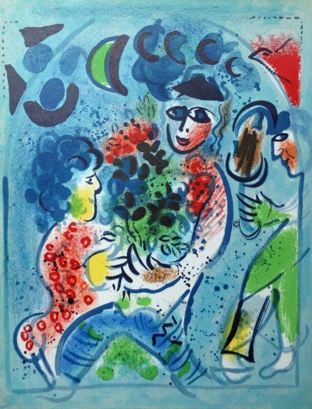 Marc Chagall, 'Chagall Lithographe III-VI', 1962-1986, Print, Four volumes of the catalogue raisonné, Forum Auctions