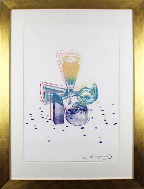 Andy Warhol, 'Committee 2000 (FS II.289)', 1982, Print, Screenprint on Lenox Museum Board, Gormleys Fine Art