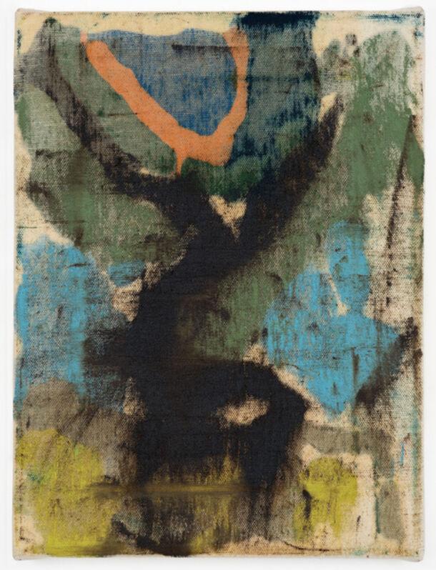 Keith J. Varadi, '2013', 2013, Painting, Oil and Canvas,, Ricou
