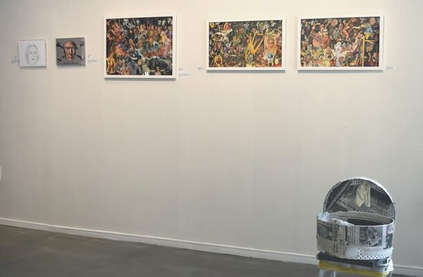 The Art of Democracy, installation view