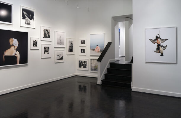 30 Years of Women, installation view