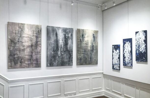 Liaison II - April Group Show, installation view