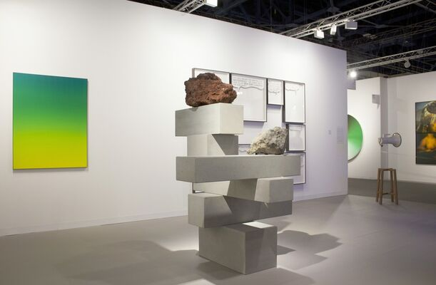 Galería OMR at Art Basel in Miami Beach 2016, installation view