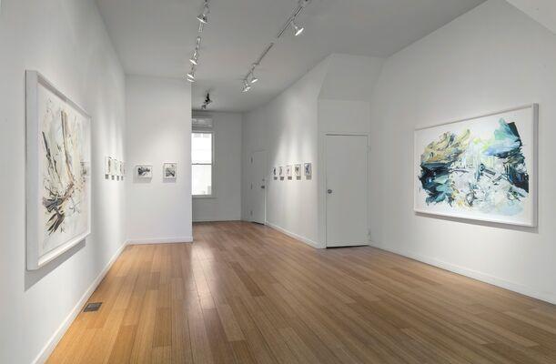Linda Martinello, installation view