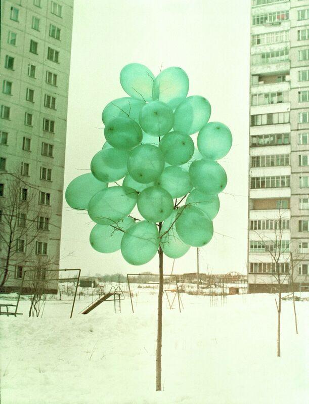 Vladimir Arkhipov, 'Balloons', 2010, Photography, Gallery 21