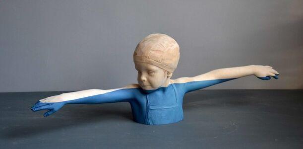 Willy Verginer, 'Acqua Alta Figure 4', 2019
