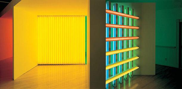 Dan Flavin, 'Dan Flavin Art Institute - Interior'