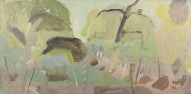 Ivon Hitchens, 'Woodland Interior, Shropshire Landscape', ca. 1930-32