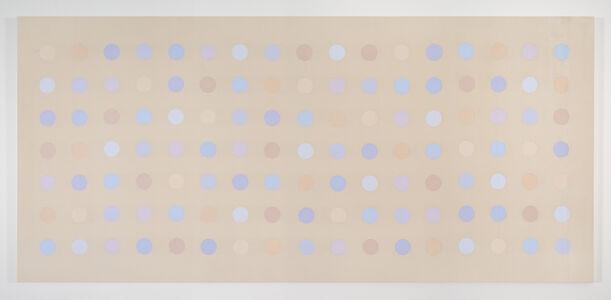 Thomas Downing, 'Grid #20', 1970