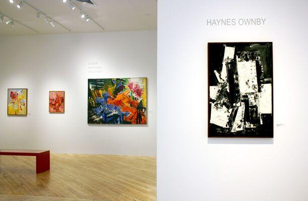 Eisner / Harrison / Orlowsky, installation view