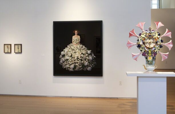 Flowering, installation view