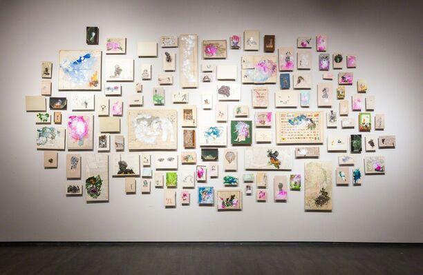Firelei Báez: Firelei Báez, installation view