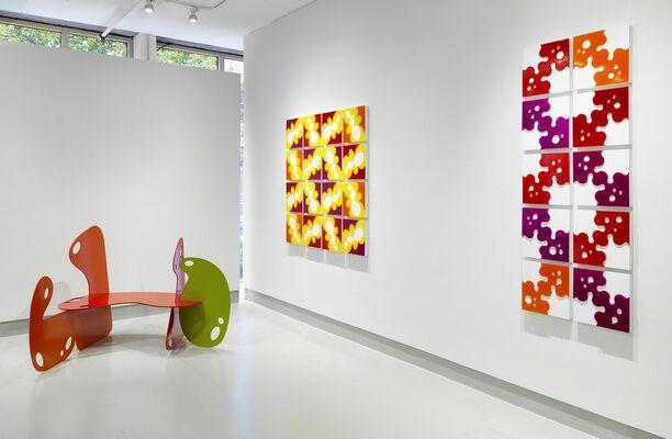 Positive Vibration, installation view
