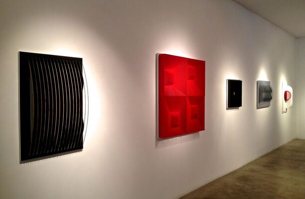 Story Lines, installation view