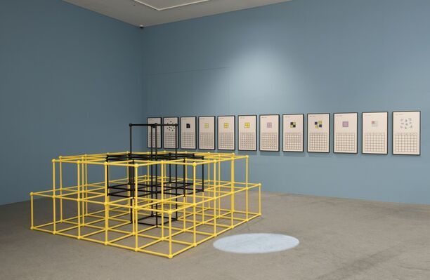 Hong Seung-Hye at Point·Line·Plane, installation view