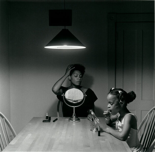 Carrie Mae Weems, 'Untitled, from the Kitchen Table Series', 1990-2010