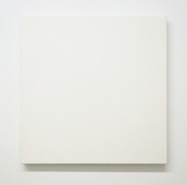 Erik Saxon, 'White   Square 3', 1984-1985