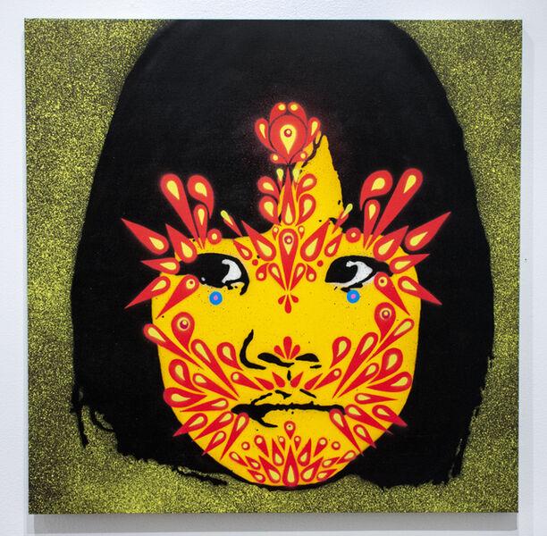 Stinkfish, 'Ho Ghi Minh Girl', 2019