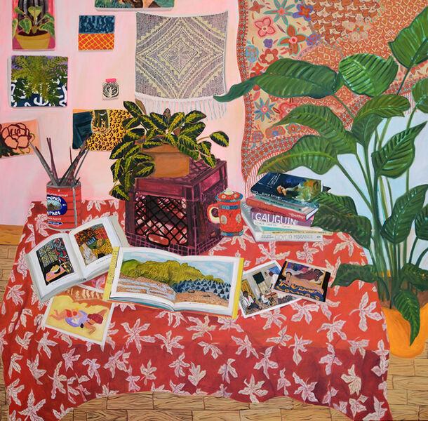 Anna Valdez, 'Study-ing', 2015