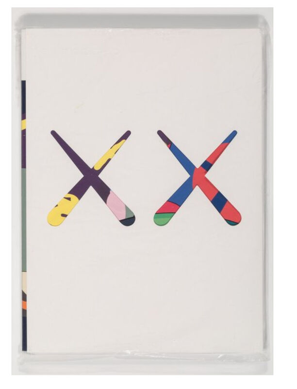 KAWS, 'Hypebeast Issue 16: The protection Issue (White)', 2016, Ephemera or Merchandise, Offset lithographs in colors on paper, Gallery 1890