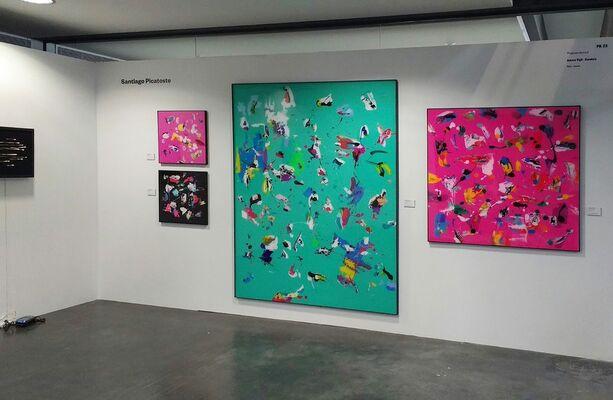 Aurora Vigil-Escalera Art Gallery at JUSTMAD9, installation view
