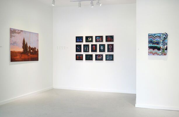 Embodiment, installation view