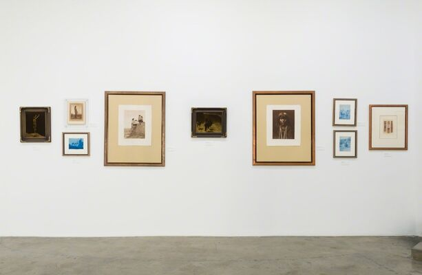 Rediscovering Genius: The Works of  Edward S. Curtis, installation view